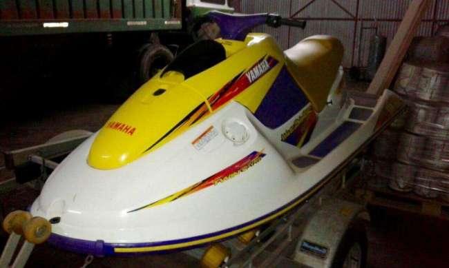 Hermosa Yamaha Wave Blaster II 760 Twin Carb, Pilar - Doplim